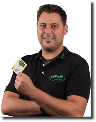Andreas Lenz Global sales Manager